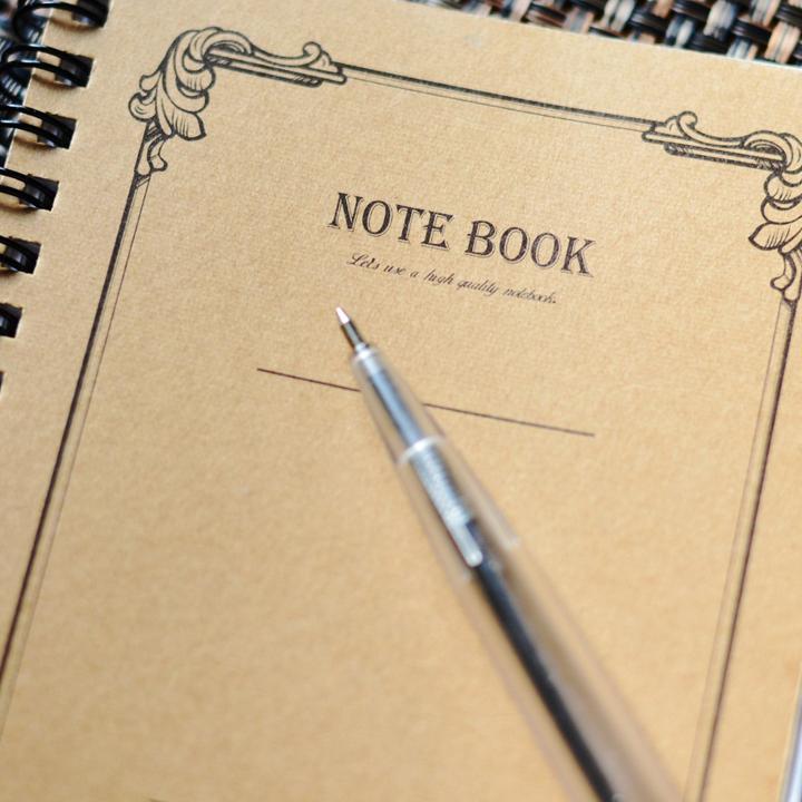 読み返しができるノートの作り方!